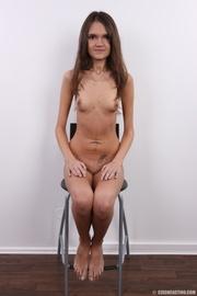 slender brunette with hot
