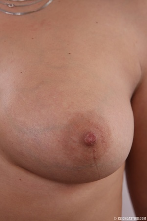 Matured chubby lady shows sweet big tits - XXX Dessert - Picture 8