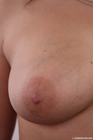 Matured chubby lady shows sweet big tits - XXX Dessert - Picture 9