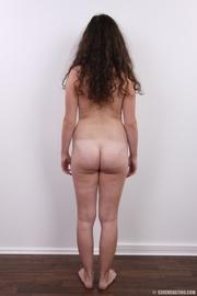 longhair fleshy babe shows