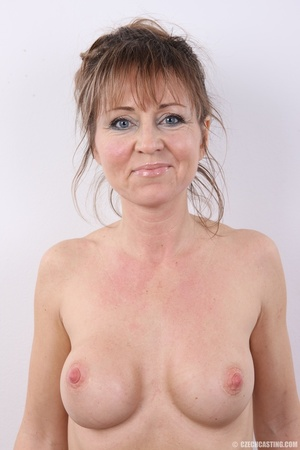 Matured lady with surprisingly firm tits - XXX Dessert - Picture 9