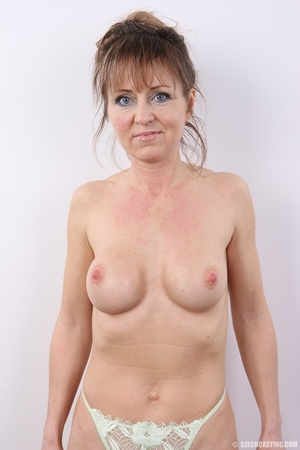 Matured lady with surprisingly firm tits - XXX Dessert - Picture 10