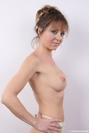 Matured lady with surprisingly firm tits - XXX Dessert - Picture 16