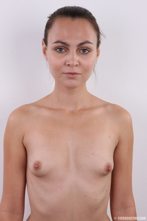 Charming slim chick with sexy small tits - XXX Dessert - Picture 15