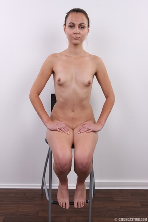 Charming slim chick with sexy small tits - XXX Dessert - Picture 23