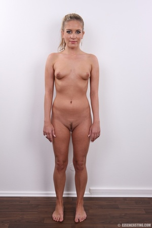 Sweet shape blonde looks attractive with - XXX Dessert - Picture 18