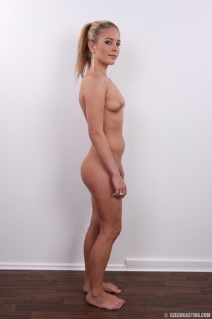 Sweet shape blonde looks attractive with - XXX Dessert - Picture 20