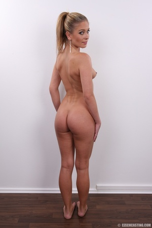 Sweet shape blonde looks attractive with - XXX Dessert - Picture 22