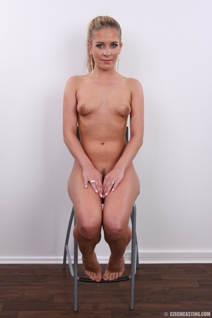 Sweet shape blonde looks attractive with - XXX Dessert - Picture 23