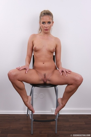 Sweet shape blonde looks attractive with - XXX Dessert - Picture 24