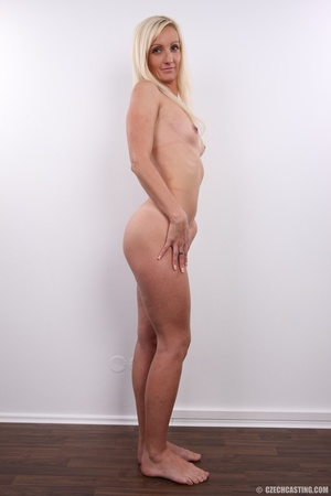 Sweet blonde lady with firm tots, hot cu - XXX Dessert - Picture 13