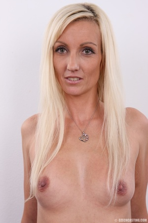 Sweet blonde lady with firm tots, hot cu - XXX Dessert - Picture 15