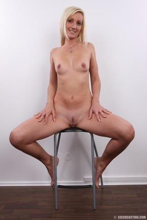 Sweet blonde lady with firm tots, hot cu - XXX Dessert - Picture 19