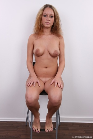 Enticing looking young beauty with tight - XXX Dessert - Picture 18