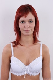 redhead seductress with cute