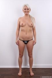 hot wild sexy blonde