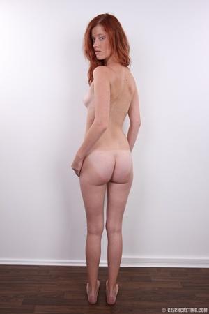 Innocent looking redhead with slim figur - XXX Dessert - Picture 22