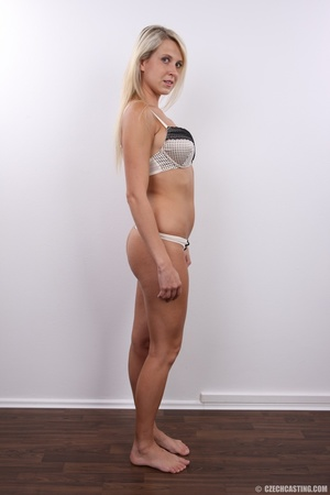 Young spicy blonde with tattoo on back a - XXX Dessert - Picture 6