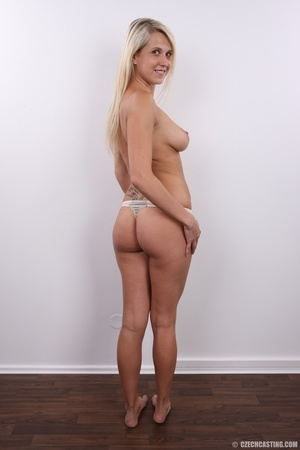 Young spicy blonde with tattoo on back a - XXX Dessert - Picture 11