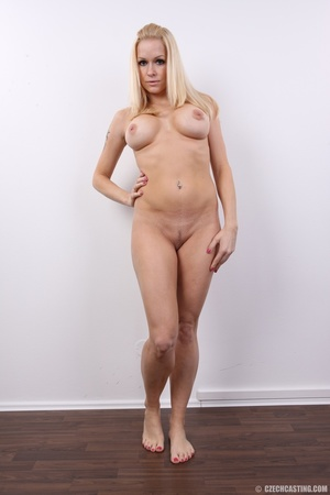 Cute blonde sex goddess with big hot tit - XXX Dessert - Picture 22