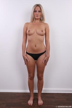 Hot blonde vixen with soft boobs, round  - XXX Dessert - Picture 9
