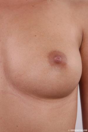 Hot blonde vixen with soft boobs, round  - XXX Dessert - Picture 13