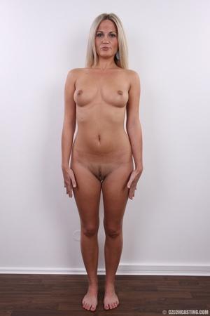 Hot blonde vixen with soft boobs, round  - XXX Dessert - Picture 14