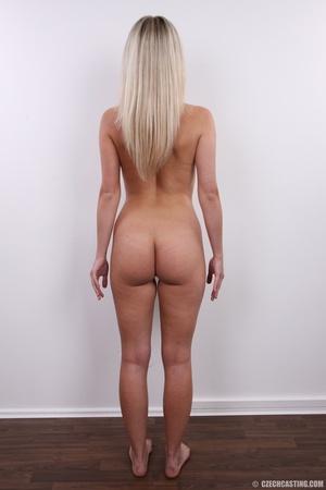 Hot blonde vixen with soft boobs, round  - XXX Dessert - Picture 16