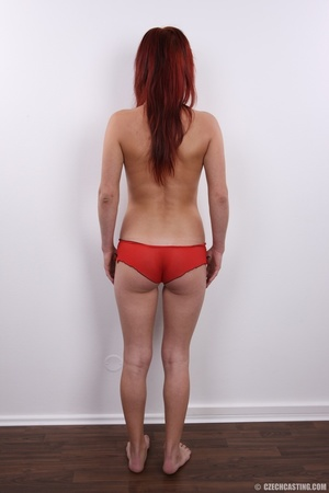 Young redhead with sweet small tits, fin - XXX Dessert - Picture 14
