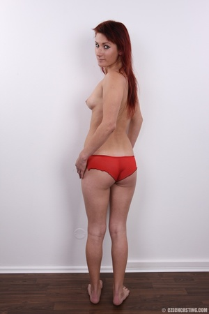 Young redhead with sweet small tits, fin - XXX Dessert - Picture 15