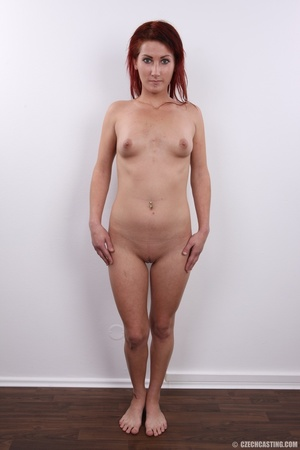 Young redhead with sweet small tits, fin - XXX Dessert - Picture 17