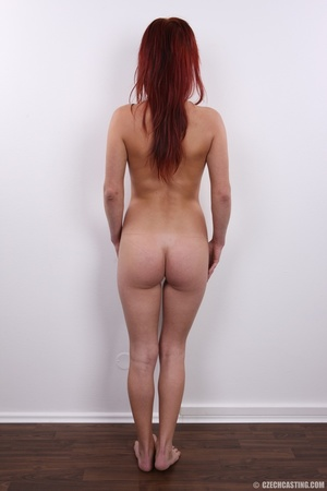Young redhead with sweet small tits, fin - XXX Dessert - Picture 20