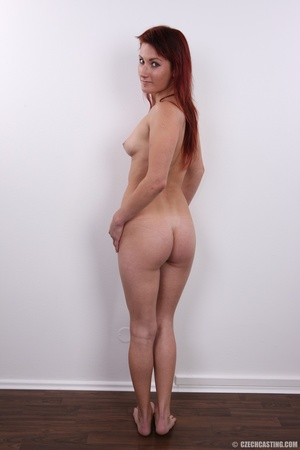 Young redhead with sweet small tits, fin - XXX Dessert - Picture 21