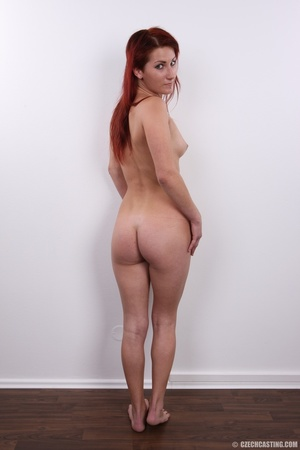 Young redhead with sweet small tits, fin - XXX Dessert - Picture 22
