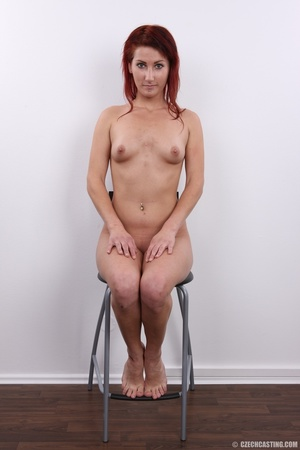 Young redhead with sweet small tits, fin - XXX Dessert - Picture 23