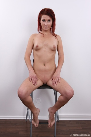 Young redhead with sweet small tits, fin - XXX Dessert - Picture 24
