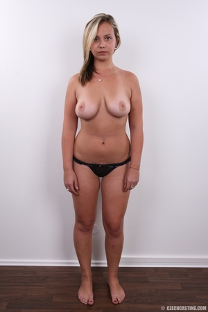 Fleshy tempting blonde with big round bu - XXX Dessert - Picture 10