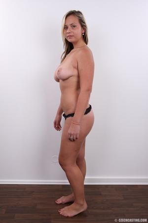 Fleshy tempting blonde with big round bu - XXX Dessert - Picture 11