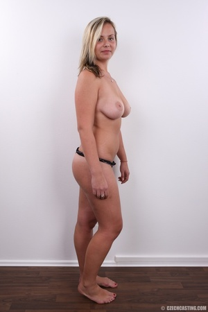 Fleshy tempting blonde with big round bu - XXX Dessert - Picture 12
