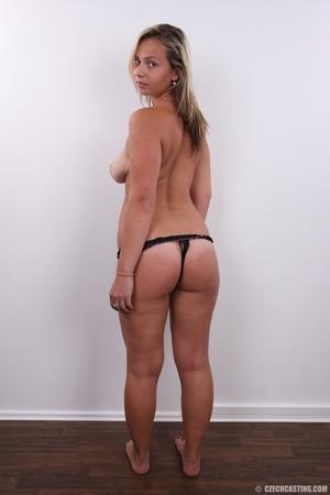 Fleshy tempting blonde with big round bu - XXX Dessert - Picture 14