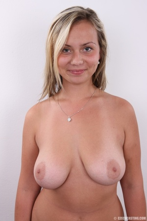 Fleshy tempting blonde with big round bu - XXX Dessert - Picture 15