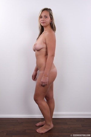Fleshy tempting blonde with big round bu - XXX Dessert - Picture 19