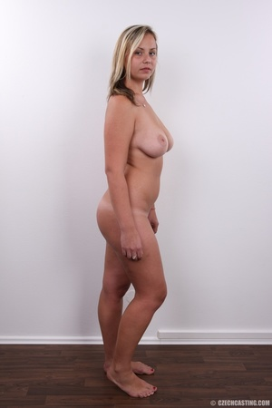 Fleshy tempting blonde with big round bu - XXX Dessert - Picture 20