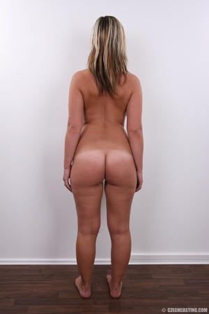 Fleshy tempting blonde with big round bu - XXX Dessert - Picture 21