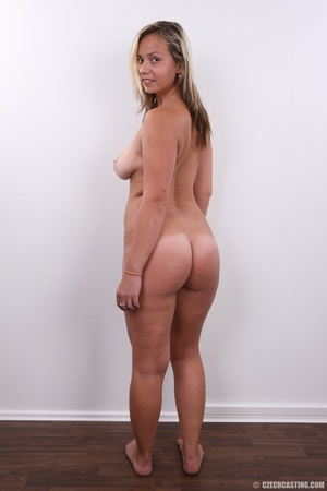 Fleshy tempting blonde with big round bu - XXX Dessert - Picture 22