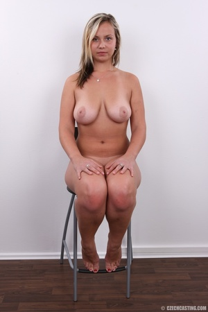 Fleshy tempting blonde with big round bu - XXX Dessert - Picture 23