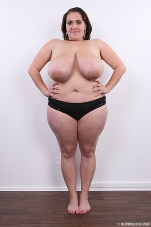 Big, chubby and seductive chick with mas - XXX Dessert - Picture 13