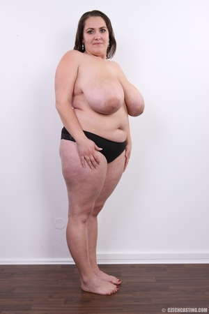 Big, chubby and seductive chick with mas - XXX Dessert - Picture 14
