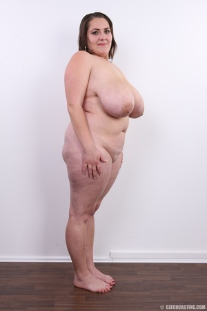Big, chubby and seductive chick with mas - XXX Dessert - Picture 18