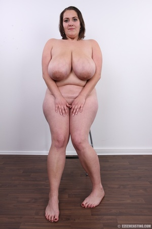 Big, chubby and seductive chick with mas - XXX Dessert - Picture 20